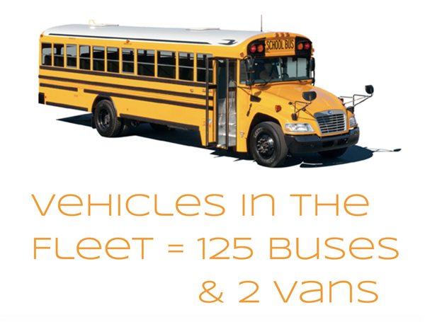 # of Buses