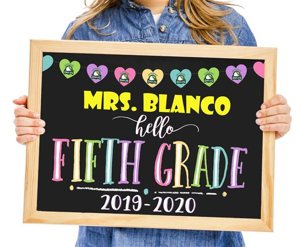 Mrs. Blanco 5th Grade Image