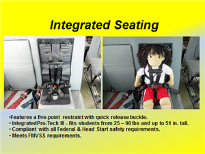 Integrated Seating