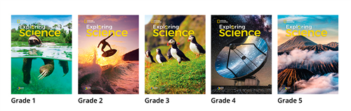 Exploring Science Books