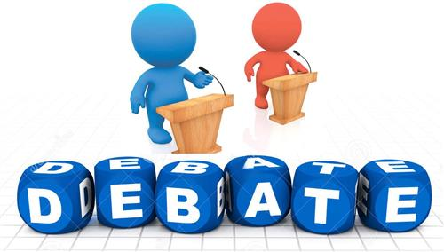 Debate club image