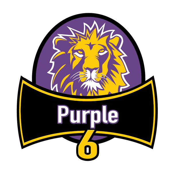 Welcome to the Sixth Grade Purple Team Page!